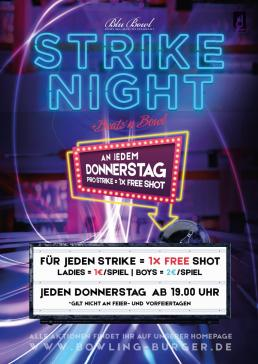 Strike Night Bayreuth